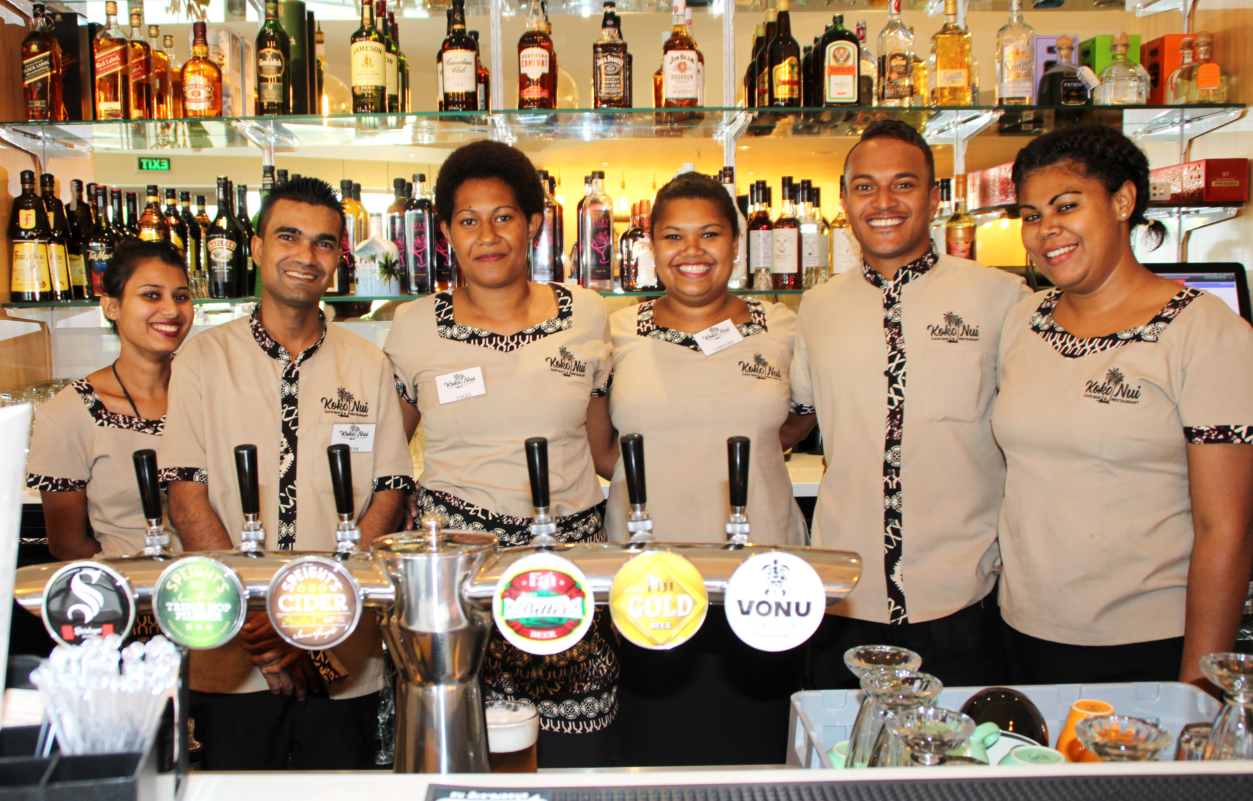 Airports Fiji Limited - Restaurants