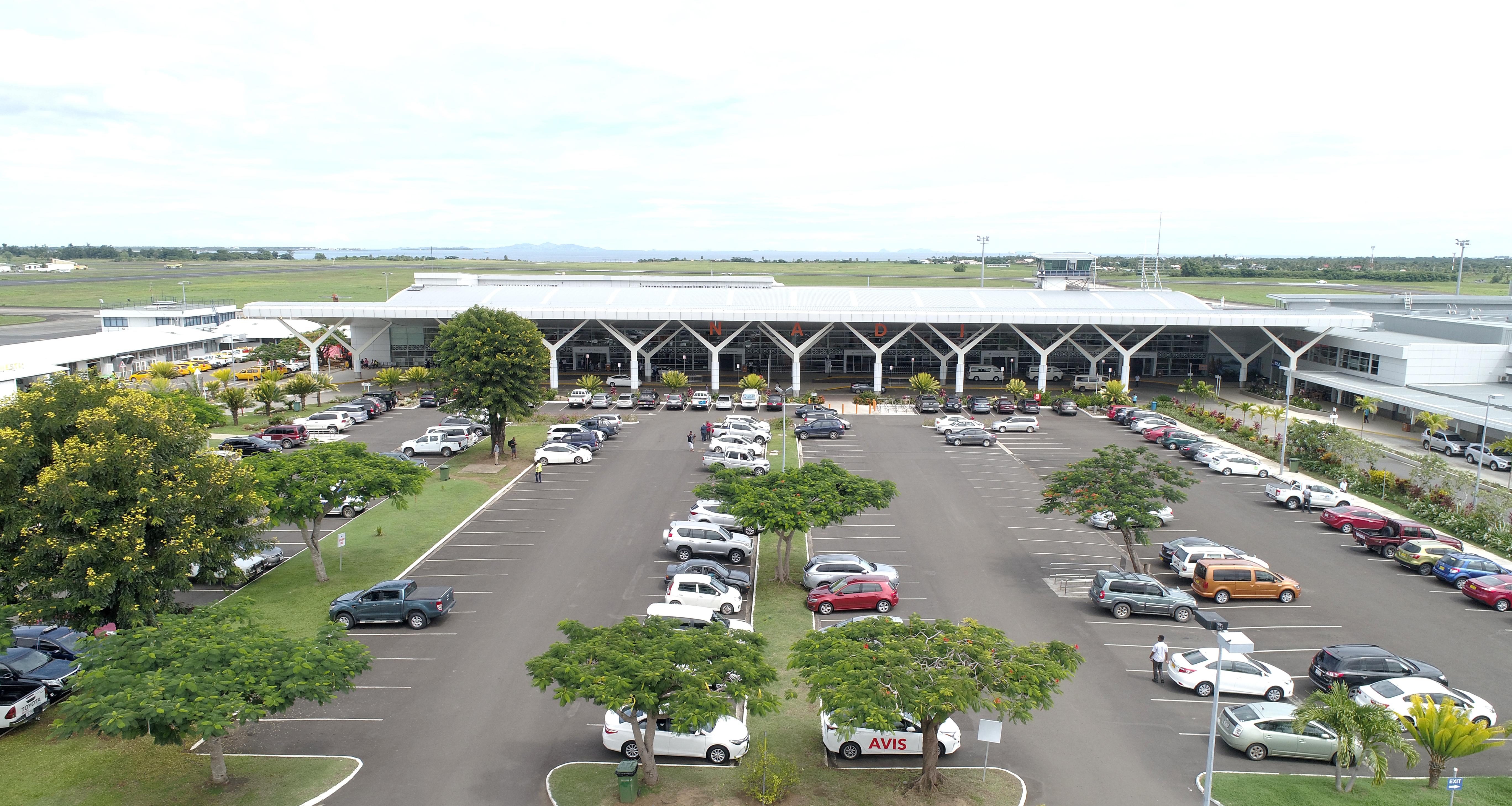 adressen til lufthavn