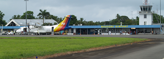 Airports Fiji Limited - Nausori Airport